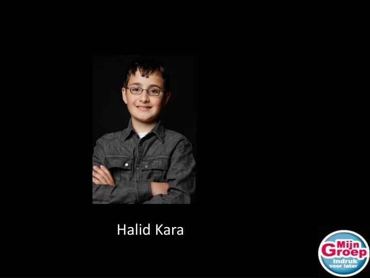 Halid Kara