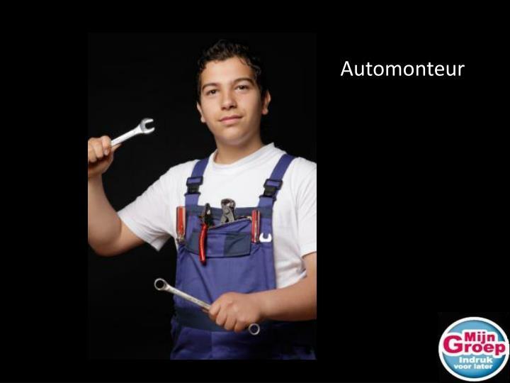 Automonteur