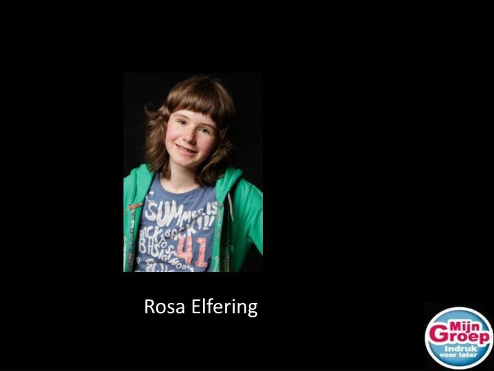 Rosa Elfering