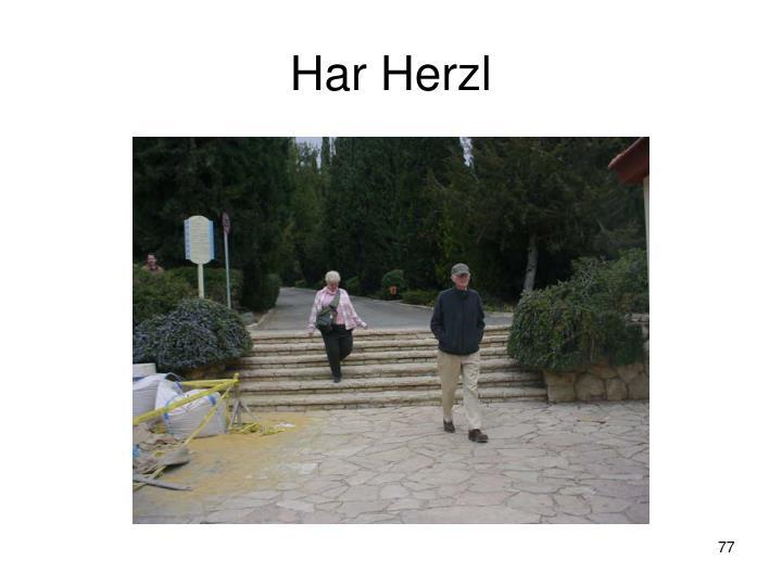 Har Herzl