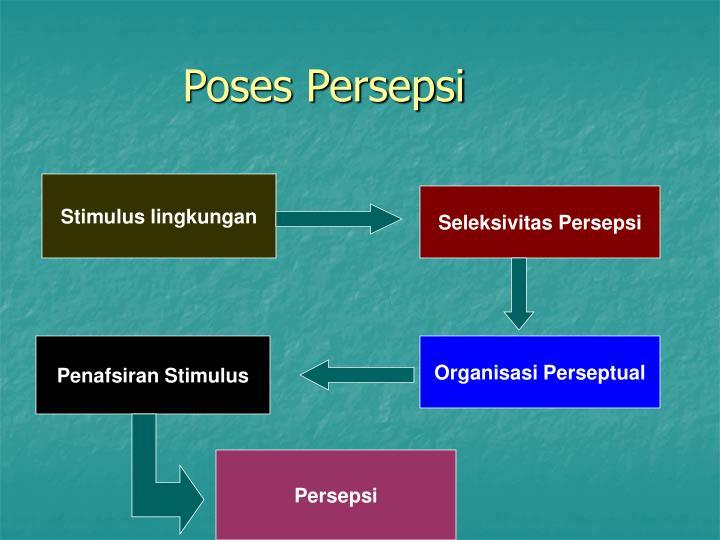 Poses Persepsi
