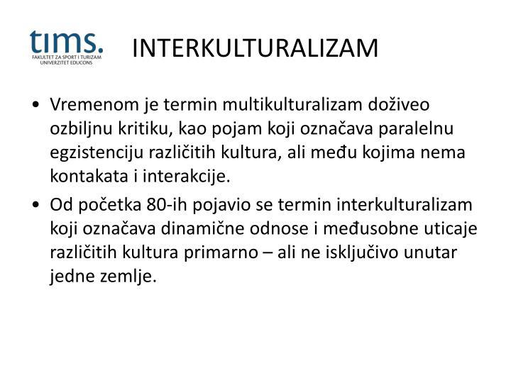 INTERKULTURALIZAM