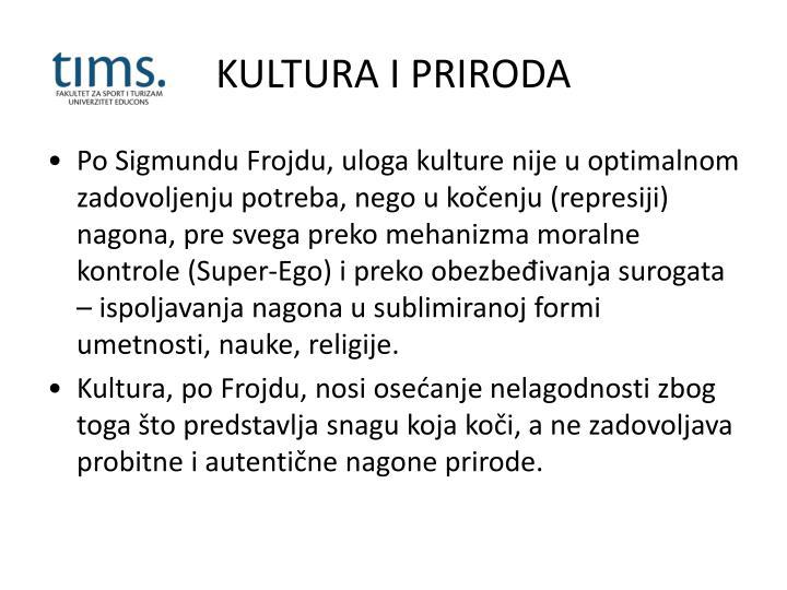 KULTURA I
