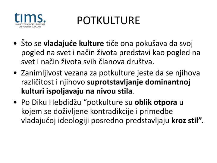 POTKULTURE
