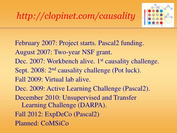 http://clopinet.com/causality