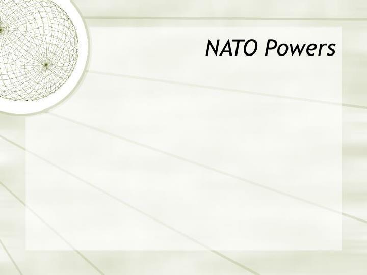 NATO Powers