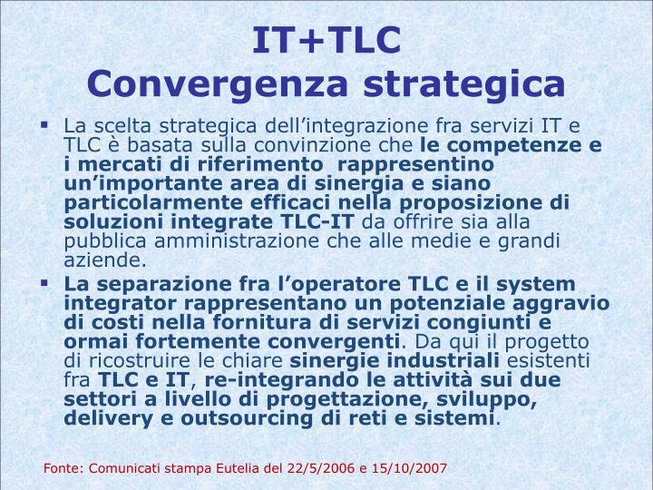 IT+TLC