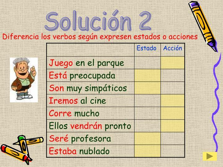 Solución 2