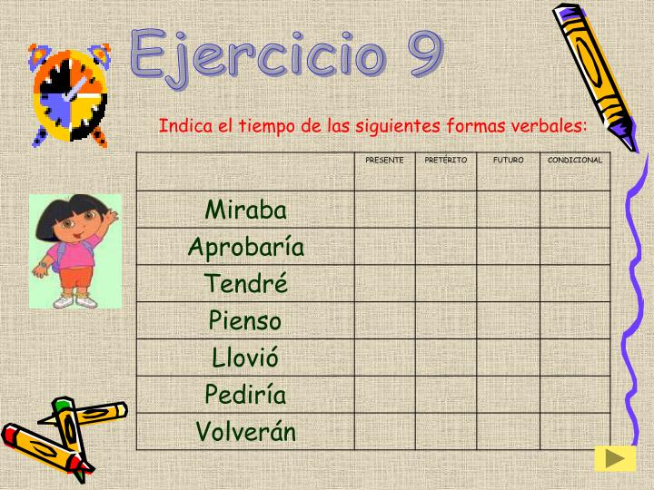 Ejercicio 9