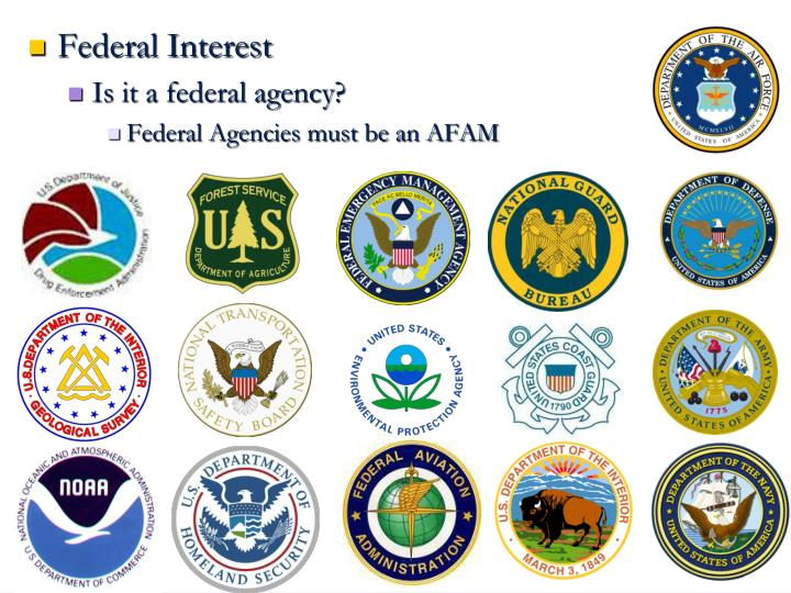 Federal Interest