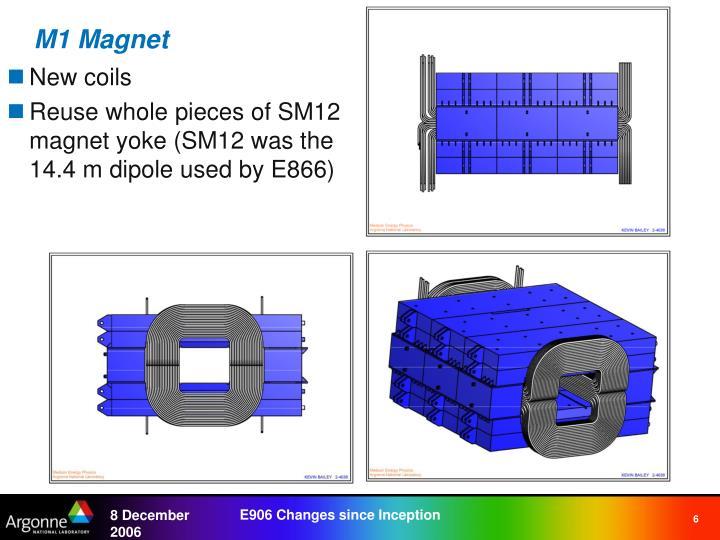 M1 Magnet