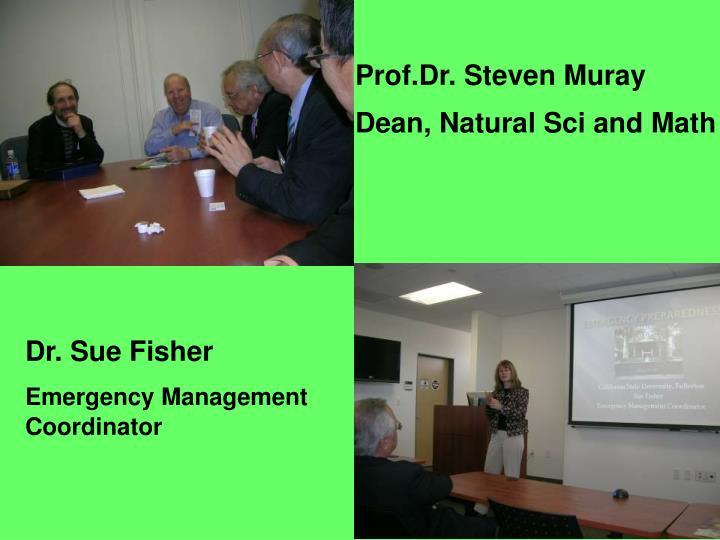 Prof.Dr. Steven Muray
