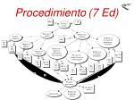 procedimiento 7 ed1