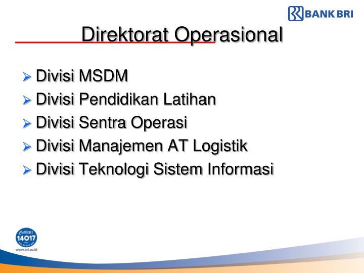 Direktorat