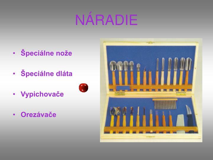 NÁRADIE