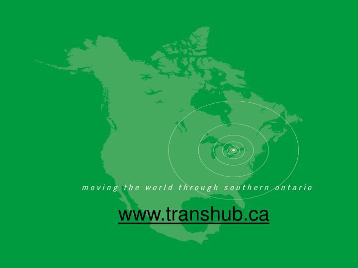 www.transhub.ca