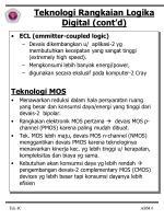 teknologi rangkaian logika digital cont d1