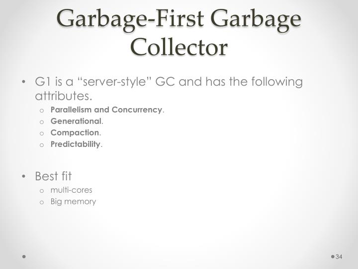 Garbage-First Garbage Collector