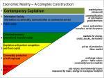 economic reality a complex construction