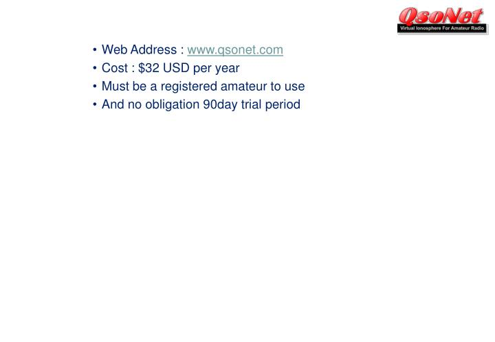 Web Address :