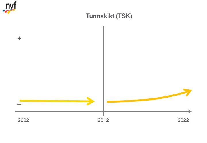 Tunnskikt (TSK)