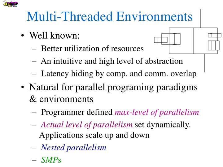 Multi-Threaded Environments