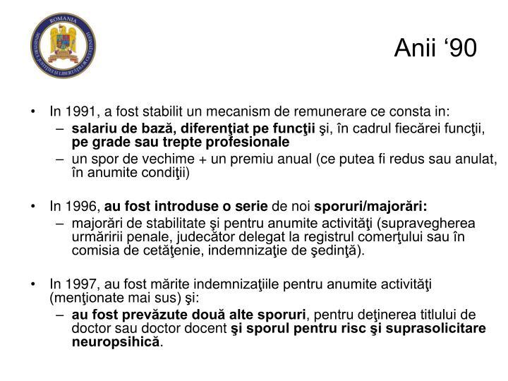 Anii '90