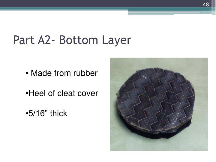 Part A2- Bottom Layer