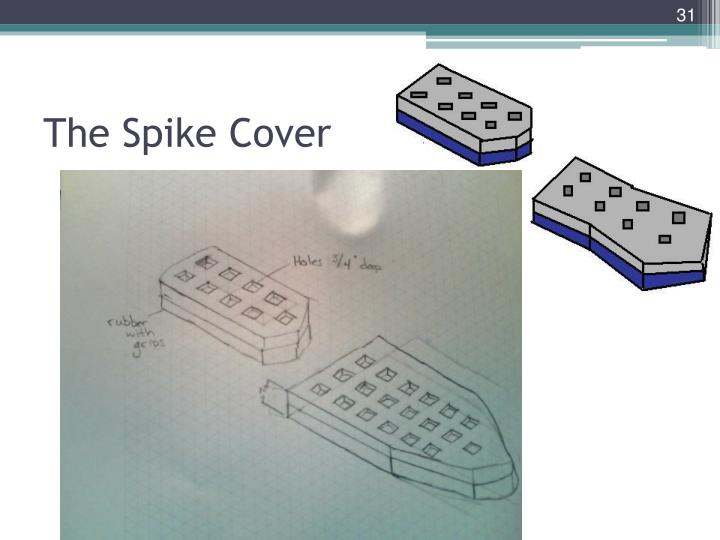 The Spike Cover
