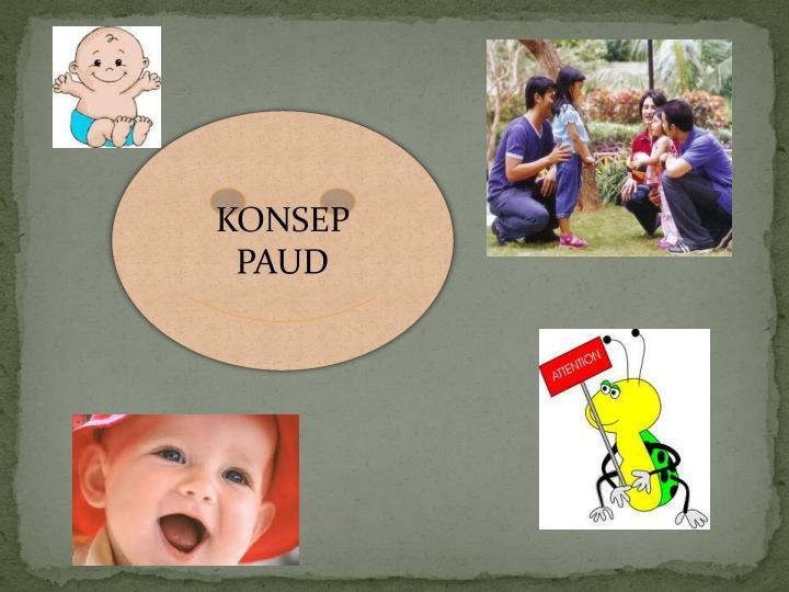KONSEP PAUD