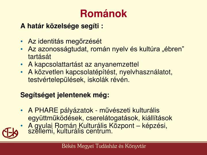 Románok