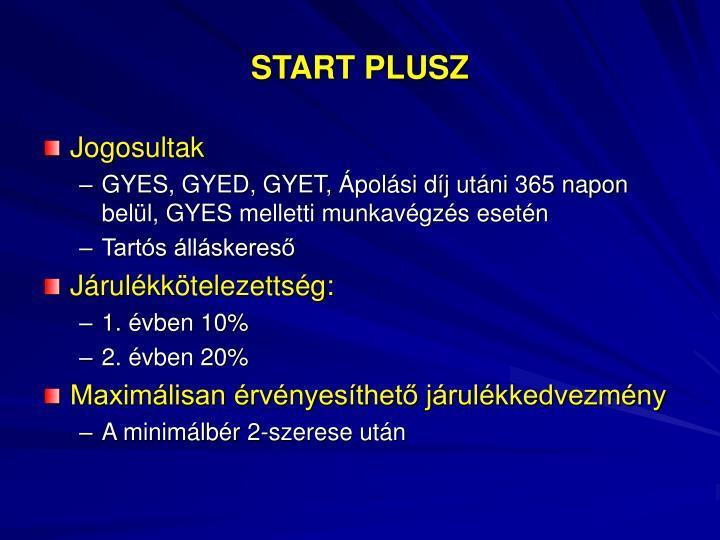 START PLUSZ