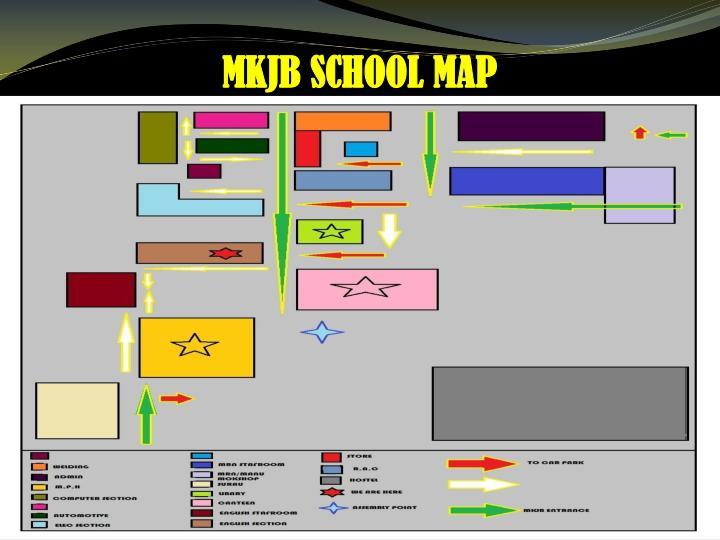 MKJB SCHOOL MAP