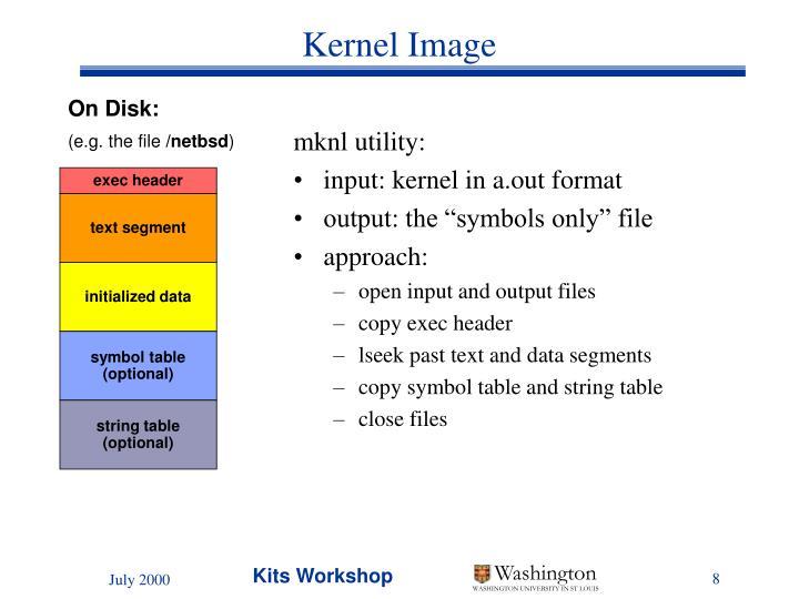 mknl utility: