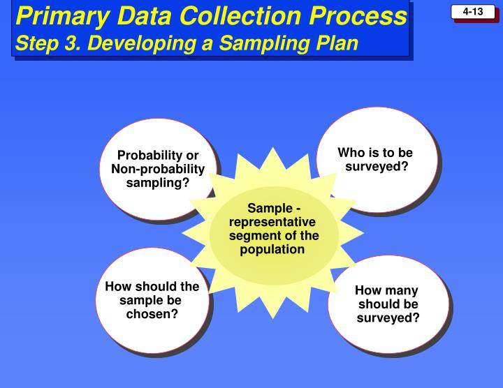 Primary Data Collection Process