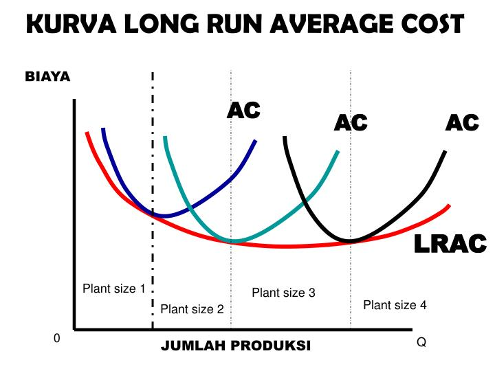 KURVA LONG RUN AVERAGE COST