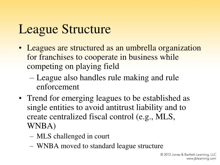 League Structure