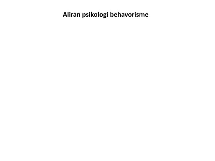 Aliran