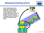 backward chaining cont3