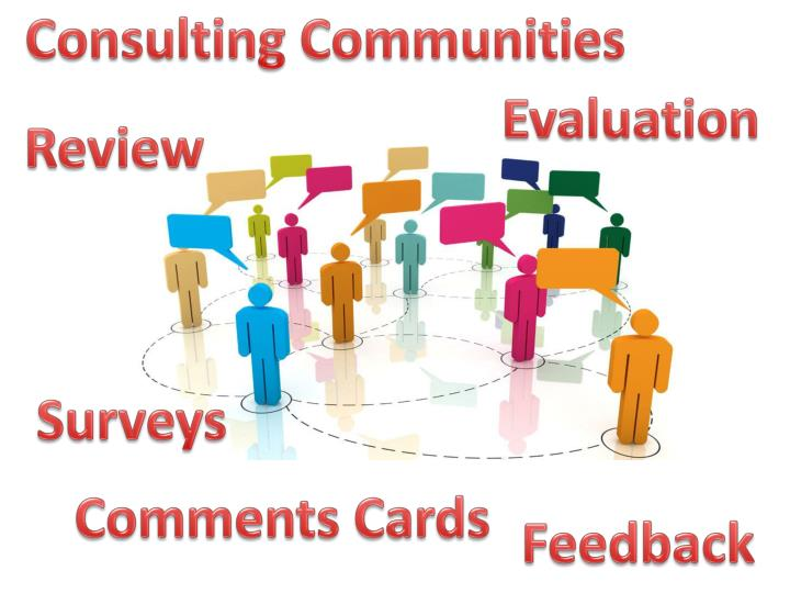 Consulting Communities