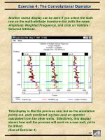 exercise 4 the convolutional operator4