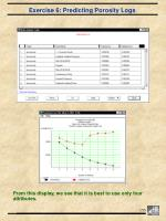 exercise 6 predicting porosity logs16