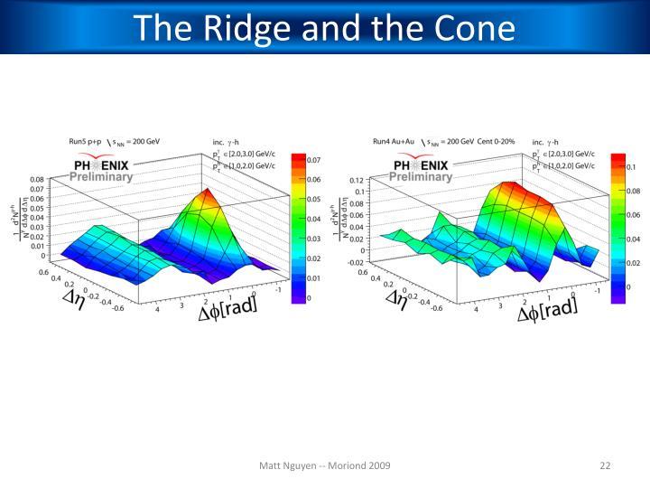 The Ridge and the Cone