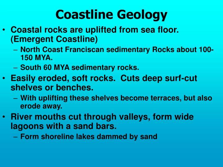 Coastline Geology