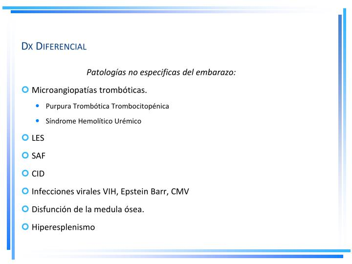 Dx Diferencial