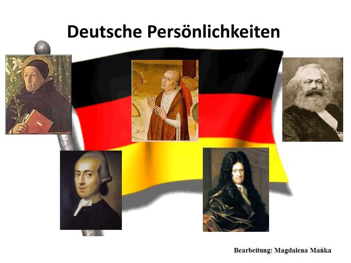 Deutsche Pers