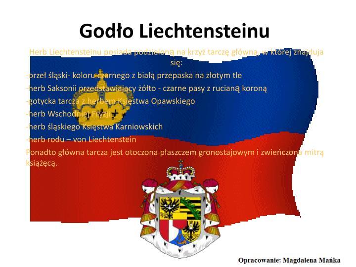 Godło Liechtensteinu