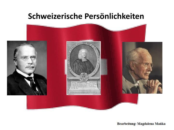 Schweizerische Pers