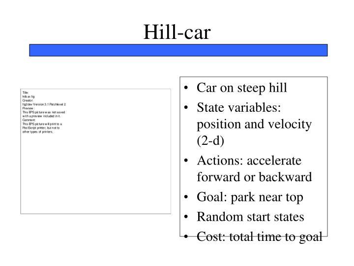 Hill-car