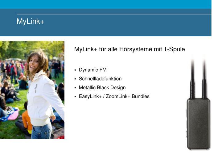MyLink+